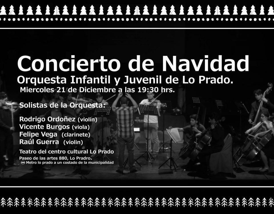 21 diciembre Orquesta Juvenil e infantil