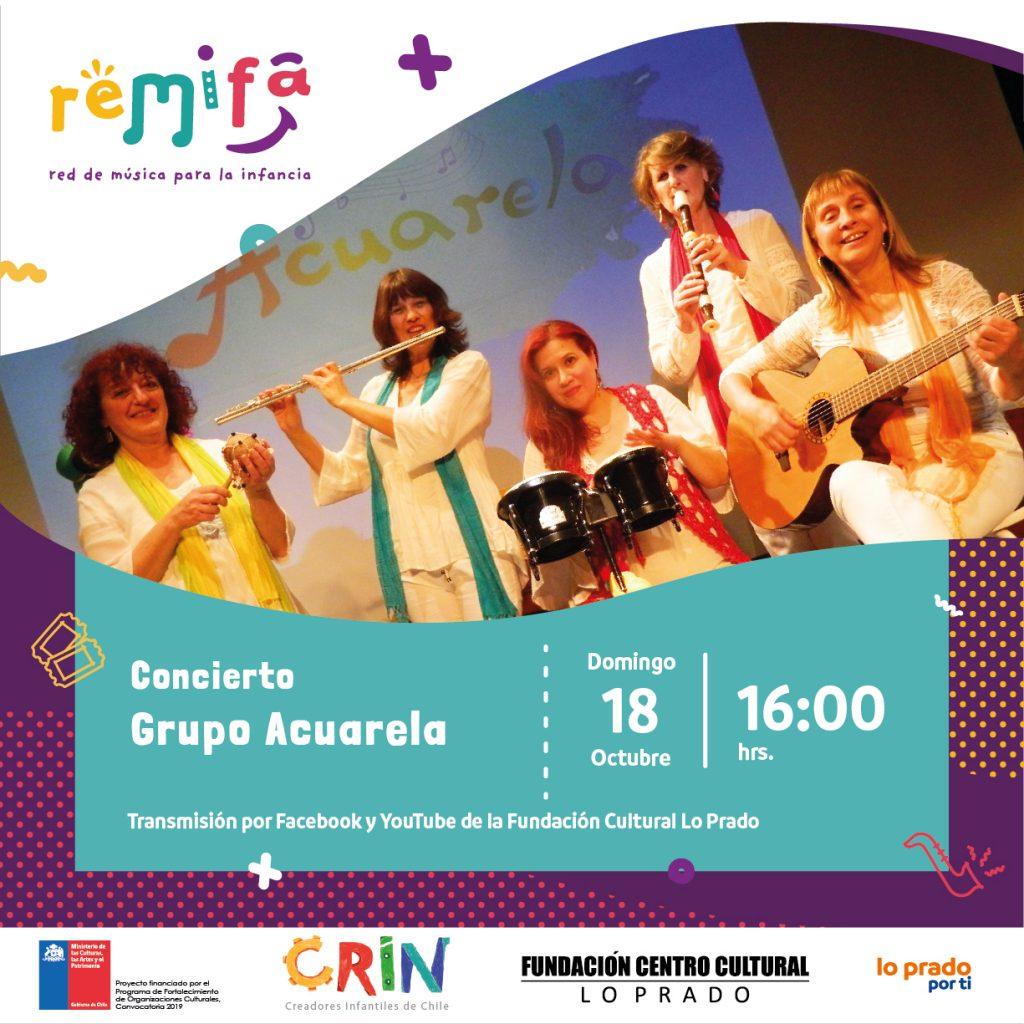 Afiche Acuarela