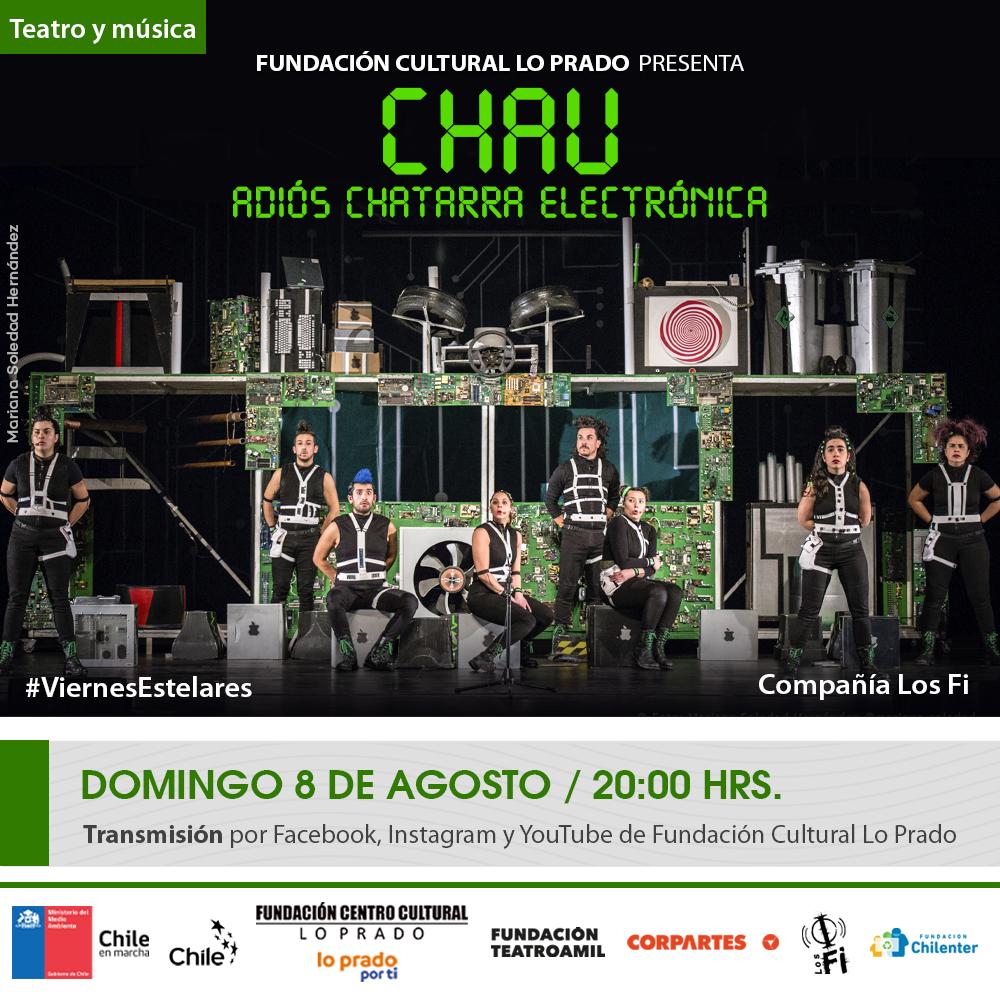 Afiche Chau 1