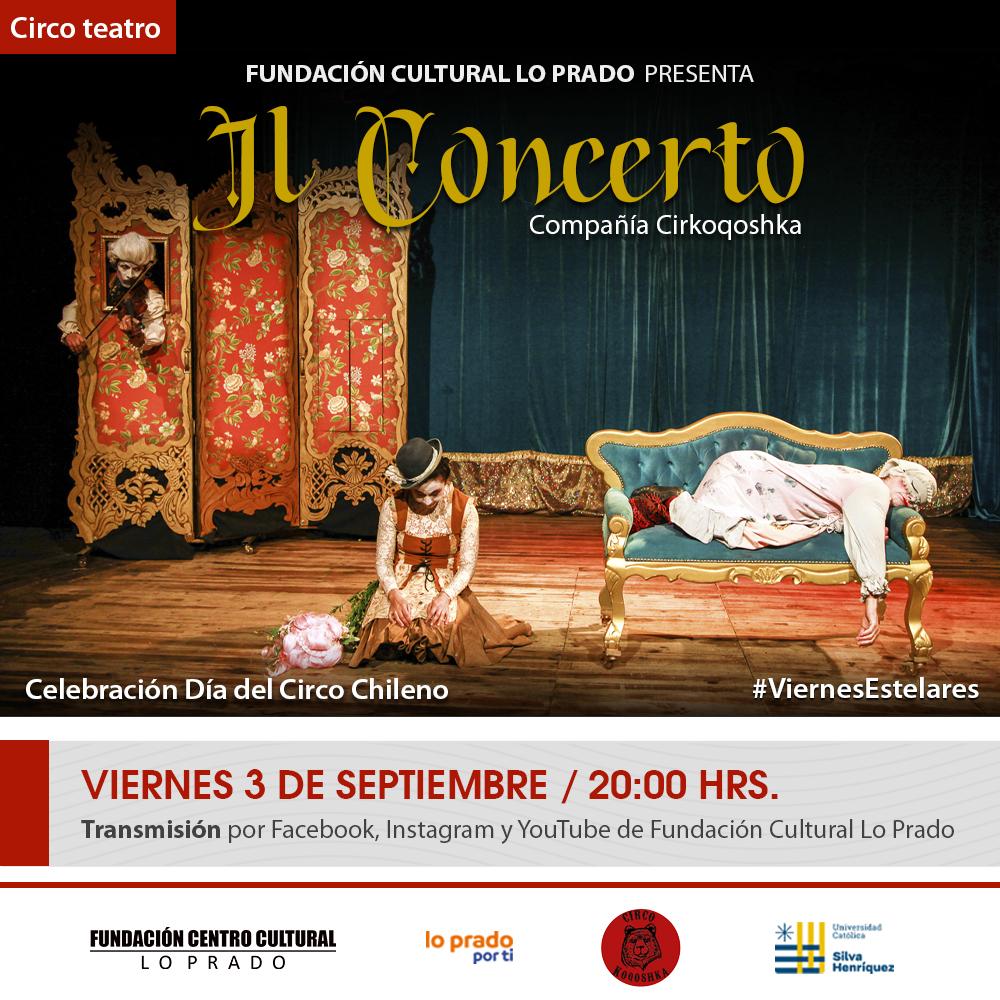 Afiche Il Concerto