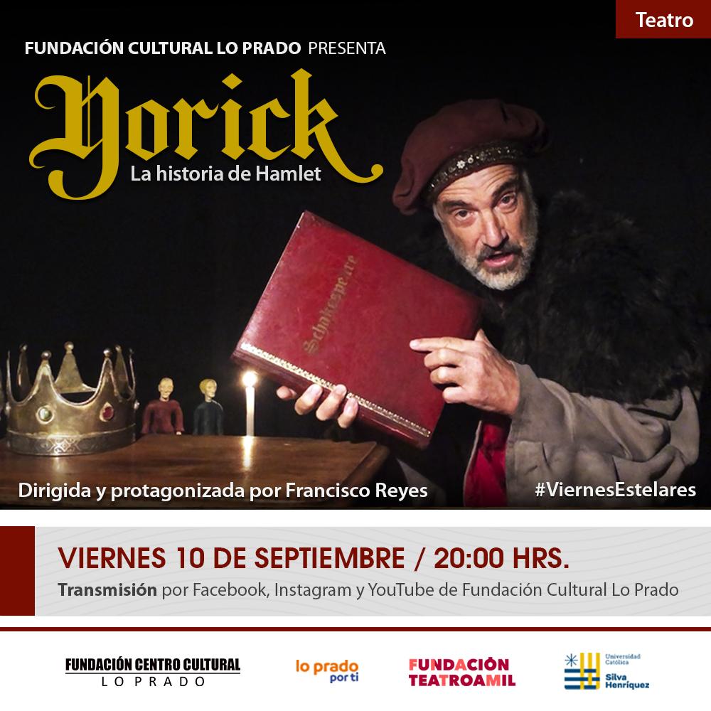Afiche Yorick