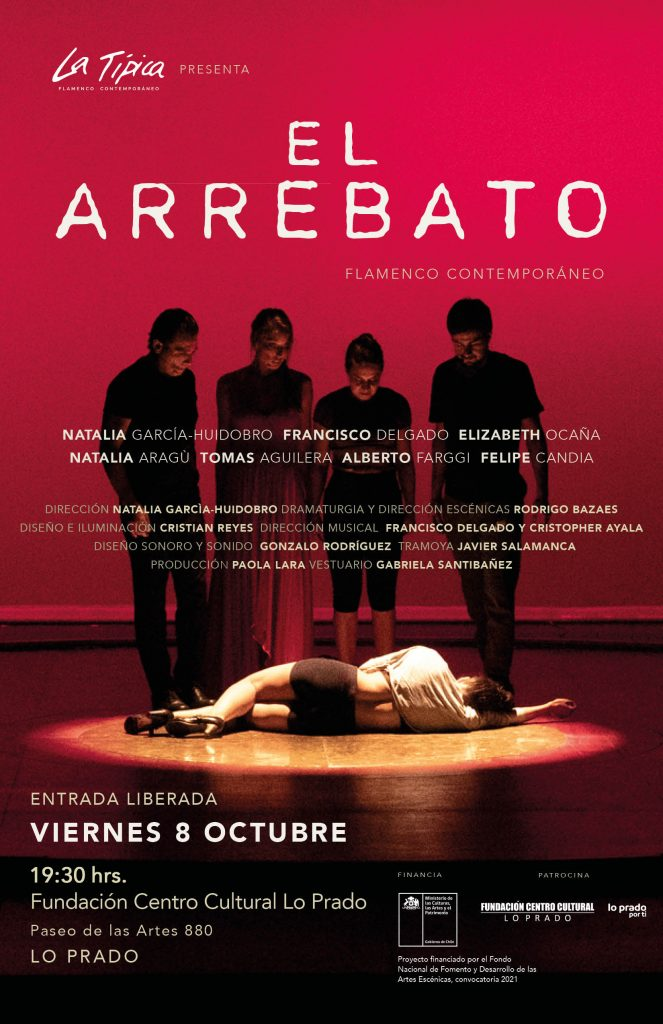EL ARREBATO (final)